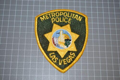 Metropolitan Police Las Vegas Nevada Patch (US-Pol)
