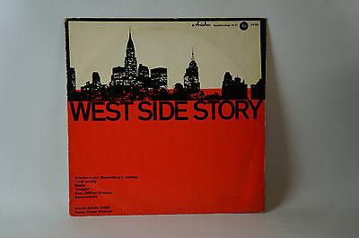 Leonard Bernstein´s West Side Story, Bertelsmann Schallplattenring RAR Vinyl(19) ()