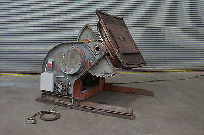 6000 Lb. Ransome 14 Welding Positioner