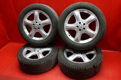 Mercedes W164 ML Alufelgen Reifen Räder Winterreifen A1644011202 8J ET60 255/50