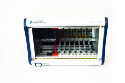 *USA SELLER* National Instruments NI PXI-1042 PXI Chassis 8-Slot