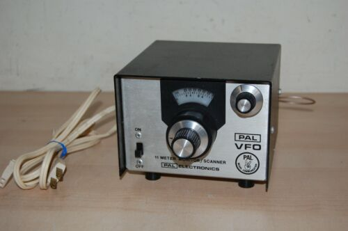 PAL VFO 11 Meter Monitor / Scanner