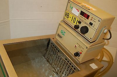Neslab Ex-220 Digital Heater Circulator Bath Circulating Waterbath Water