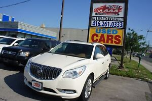 2013 Buick Enclave LEATHER | NAVI | BACKUP CAM | DOUBLE SUNROOF