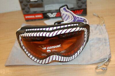 Spherical Series Goggles - NWT Gordini gg55pg Sprock verpur lens gold spherical series snow winter Goggle