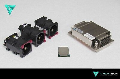 HP DL160 G9 CPU Kit Intel Xeon E5-2650v4 2.20 GHz 12 Core Processor 801284-B21