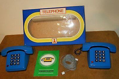 Ancien jouet - Téléphone pour enfants avec sonnerie  - Marque SN - années 70