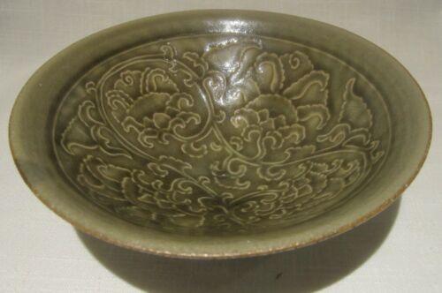Chinese Yaozhou Ware Celadon Bowl
