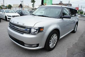 2013 Ford Flex SEL | LEATHER | BACKUP CAM | DOUBLE SUNROOF | BLI