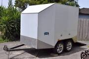 Enclosed tandem motorbike trailer Yarragon Baw Baw Area Preview