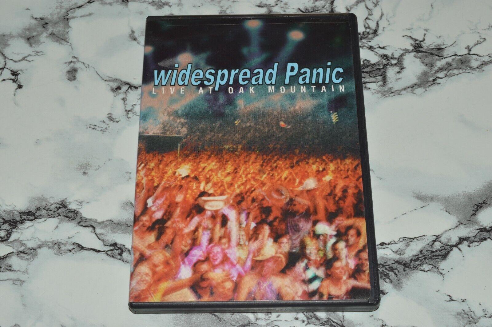 Widespread Panic - Live At Oak Mountain 2-Disc DVD Set, 2001  - $12.68