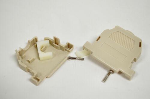 2pk-DB25 Plastic Hood