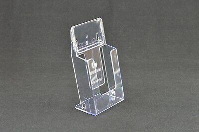 SALE: 5 x 1/3rd A4 DL Leaflet Holder / Dispenser Free Standing / Wall Mountable