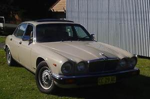 1985 Jaguar Sovereign Sedan Toukley Wyong Area Preview