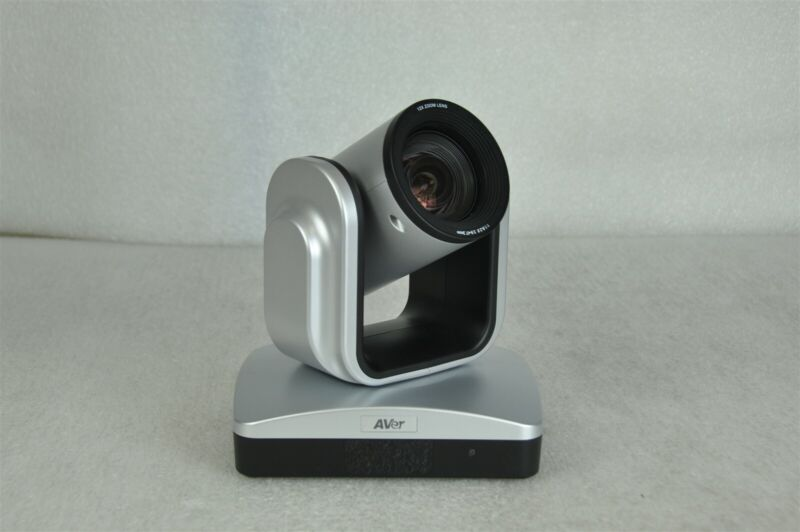 AVER INFORMATION CAM520 USB 12X VIDEO CONFERENCE CAMERA / NO POWER ADAPTER