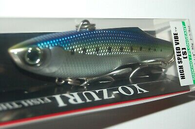 Yo-Zuri R1303 High Speed Vibe Lure 5-1//4 Inch ~ Select Color ~