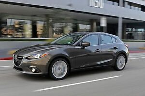 Mazda 3 skyactiv 2016 hatchback full transfert location