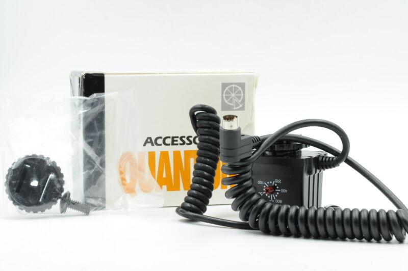 Quantum QF20 TTL Flash Adapter for Bronica Medium Format Cameras #073