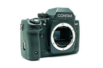 Contax N1 35mm N Mount Film Camera Body