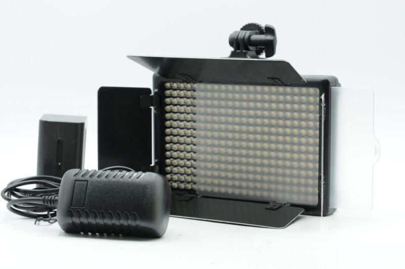 Promaster LED308B Camera Video Light Bi Color 7719 #734