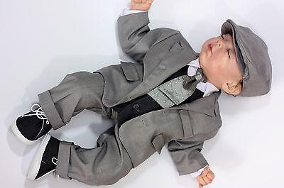 Taufanzug , Taufanzug Junge, Baby Anzug, Anzug , Taufe, Frstanzug Baby G005-5