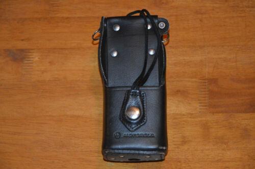 Motorola NTN8037B Police Duty Radio Holster Holder Carry Case