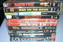 Bulk DVDs 11 in Total Marmong Point Lake Macquarie Area Preview