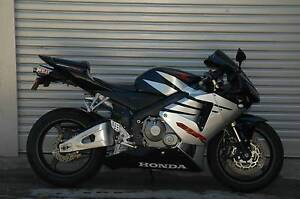 Honda CBR600RR with 6 month warranty, low km & Yoshi muffler Lobethal Adelaide Hills Preview