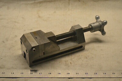 Tool Makers Grinding Vise - Shop Made