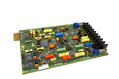 Used Ird Mechanalysis 32996 Pc Board