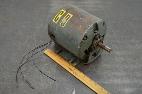 GE General Electric 5k42jg2 Electric Motor 1/2 Hp 1725 Rpm 3-ph 208-220/440