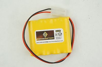 Emergency Lighting Replacement Battery 4.8v 800 Mah For Nic0546 Lithonia