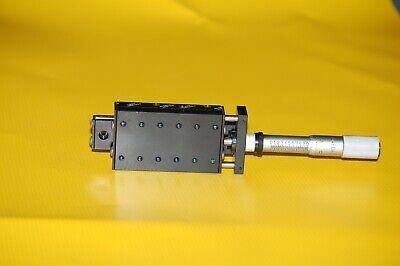 Parker Daedal Positioning Systems Linear Slide Micrometer