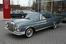 Mercedes-Benz 300SE Coupé TYP W112, Vollrestauration Zustand 1