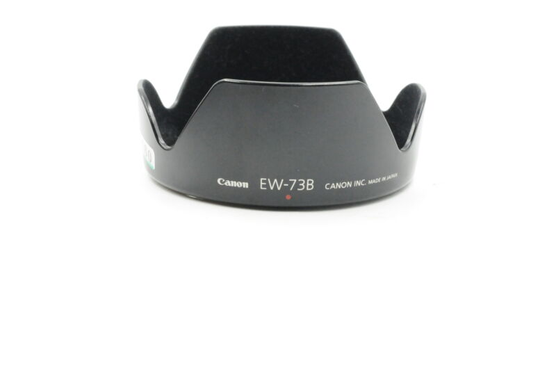 Canon EW-73B Lens Hood Shade For EF-S 17-85mm f4-5.6 IS USM #160