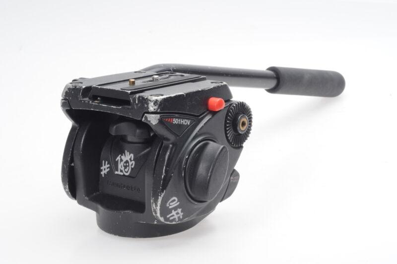 Manfrotto 501HDV Pro Video Fluid Tripod Head #514