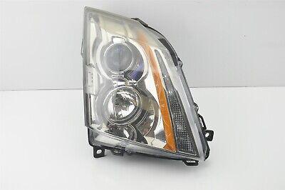 2008 - 2014 Cadillac CTS Headlight Headlamp HALOGEN Passenger Side Right RH