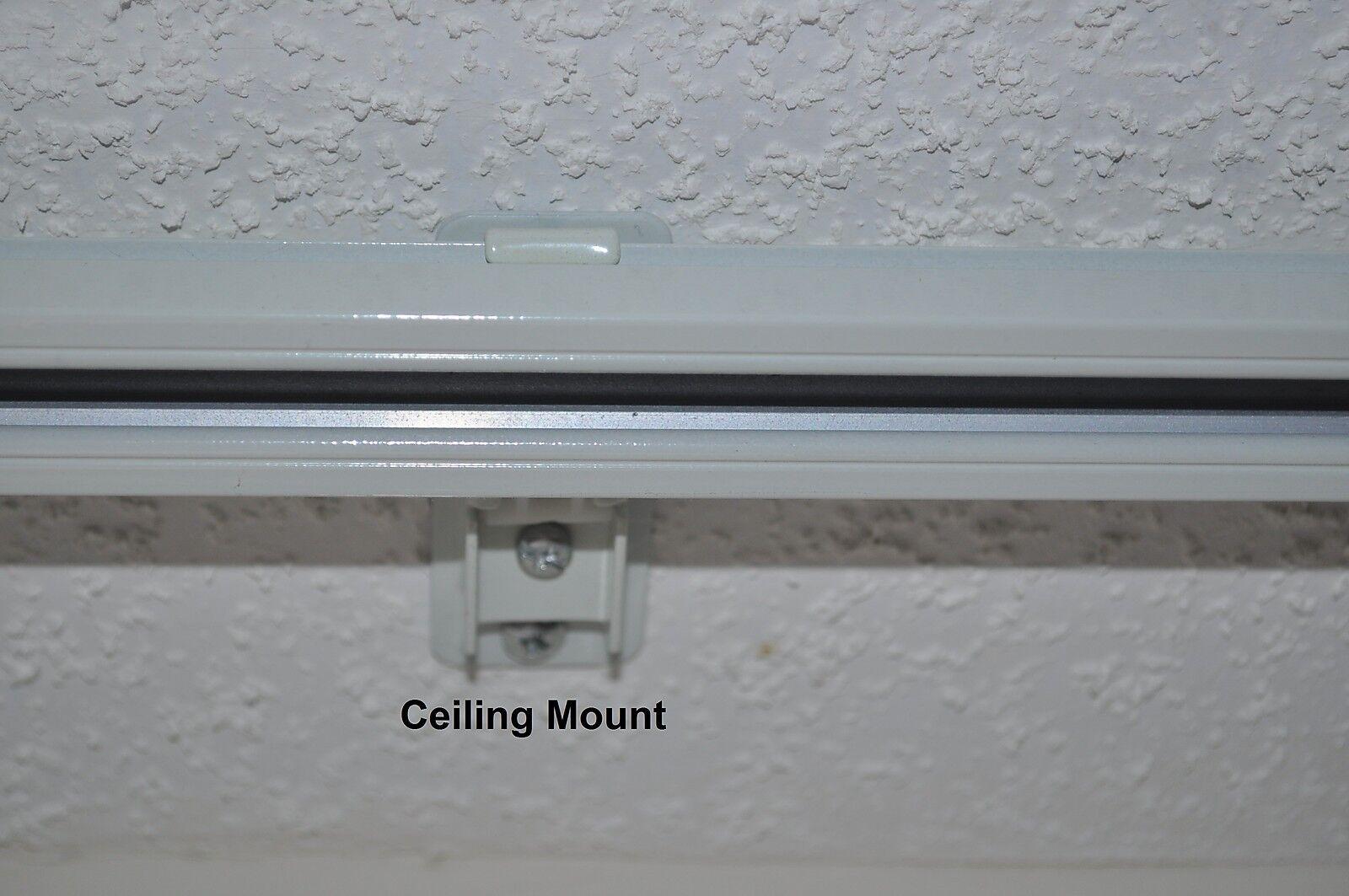 20 39 6m Remote Control Electric Motorized Window Curtain Rod Cad Picclick Ca