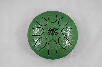 WuYou 5 Inch 8 Note UFO Steel Tongue Percussion Drum Best Sound Therapy
