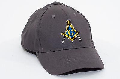 Blue Lodge Modern Masonic Mason Embroidered Hats  Freemason Baseball Cap