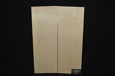 SITKA SPRUCE Soundboard Luthier Tonewood Guitar Wood Supplies SPAGAD-052