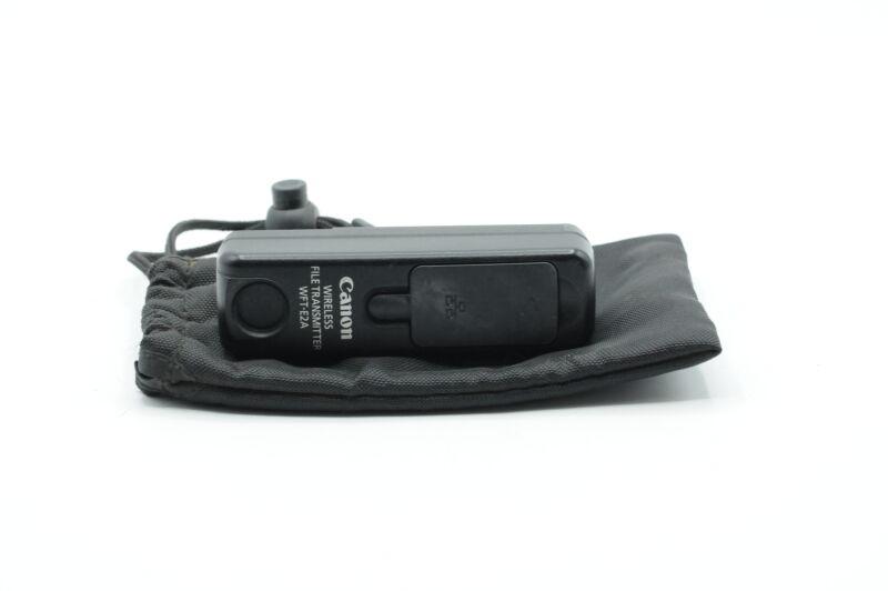 Canon WFT-E2A Wireless File Transmitter #255