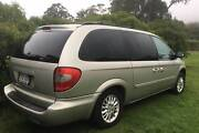 2006 Grand Chrysler Voyager 126000 klm Cotswold Hills Toowoomba City Preview