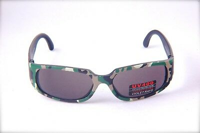 Kids Camouflage sunglasses for fishing, hunting and sports (Hunting And Fishing Sunglasses)