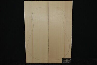 SITKA SPRUCE Soundboard Luthier Tonewood Guitar Wood Supplies SPAGAD-068