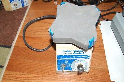 Vwr Genie 2 Vortexer Vortex Shaker Mixer Microplate Plate Rotator