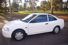 2002 Mitsubishi Lancer CE GLi Coupe, 4 speed auto, low kms, white Thornbury Darebin Area Preview