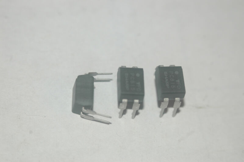 SHARP PC815 Optocoupler DC-IN 1-CH Darlington DC-OUT 4-Pin DIP Quantity-10