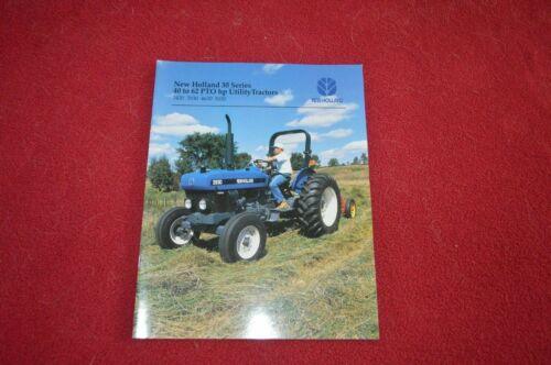 New Holland 3430 3930 4630 5030 Tractor Dealer