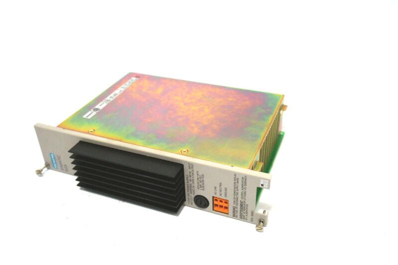 USED SIEMENS 505-6660 POWER SUPPLY 5056660